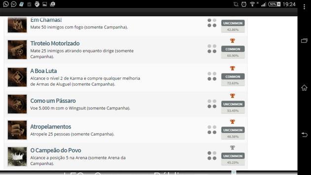 Guia de troféus far cry 4 ps4 apk screenshot