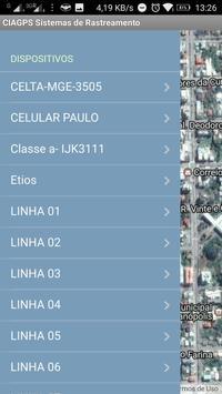 Rastreamento Sul/BR screenshot 1