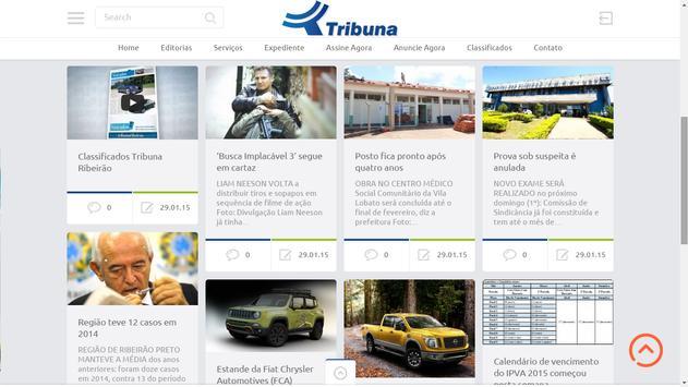 Tribuna Ribeirão apk screenshot