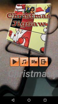 Christmas Jigsaw poster