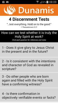 Discerning the Spirit poster