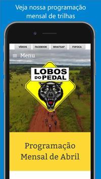 Lobos do Pedal poster