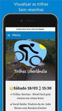 Trilhas Uberlândia MTB poster