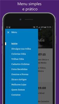 Trilhas Uberlândia MTB apk screenshot