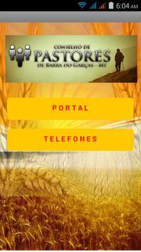 (CONPMEV) Conselho de Pastores poster