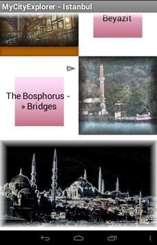 Istanbul Tourist Explorer screenshot 5
