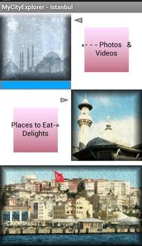 Istanbul Tourist Explorer screenshot 1