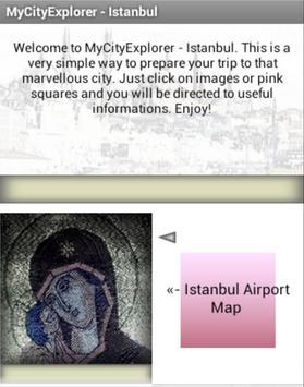 Istanbul Tourist Explorer screenshot 2