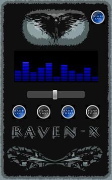 Raven-X poster