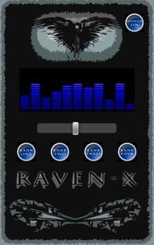 Raven-X screenshot 1