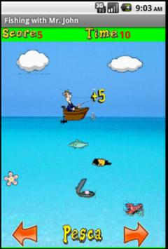 Fishing with Mr. John apk screenshot