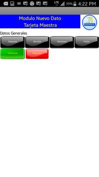 Reporte Cuarto Frio Basica screenshot 1