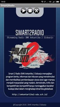 Smart2Radio screenshot 1