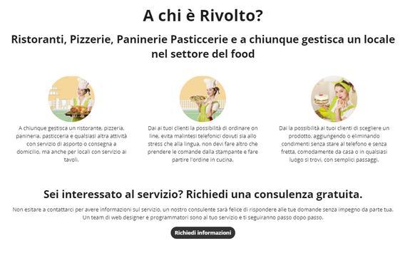 PizzandFoodItalia screenshot 1