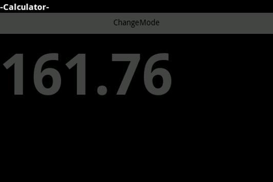 MagiCalcBT apk screenshot