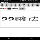 99乘法 icon
