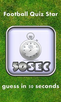Football Quiz Star apk screenshot