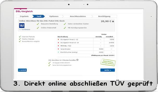 DSL Tarifvergleich 2018 screenshot 8
