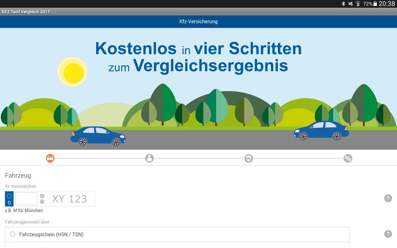 Kfz Versicherung Vergleich 17 For Android Apk Download