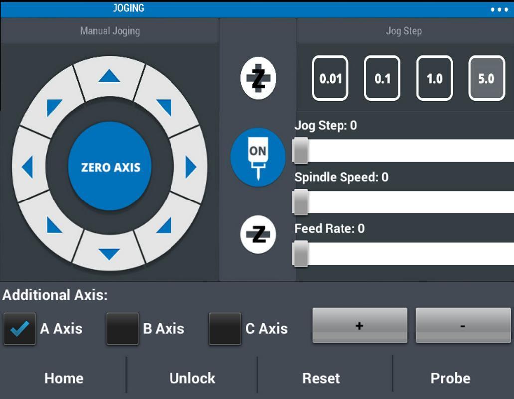 GRBL Controller: 6 Axis APK Download - Gratis Alat APL