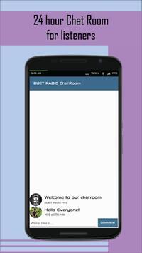 BUET Radio screenshot 4