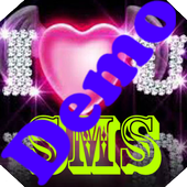 SMS Love Demo icon