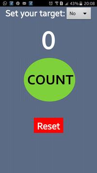 Buzz Tap to Count poster