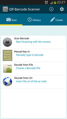 QR BARCODE SCANNER for Android - APK Download