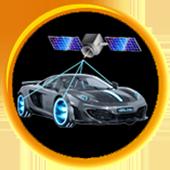 Système d'alarme de voiture icon