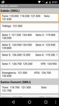 Frequencias de Aviação screenshot 1