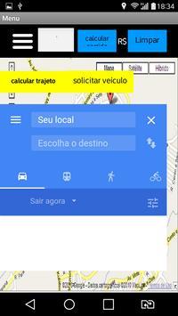 Transporte Fácil Vale do Aço apk screenshot