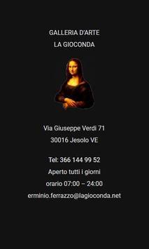 Galleria d'arte La Gioconda screenshot 4