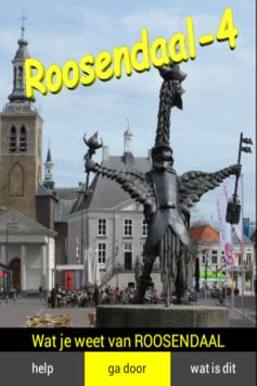 Roosendaal-4 poster
