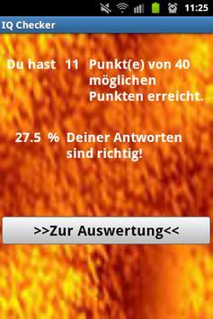 IQ Checker screenshot 15