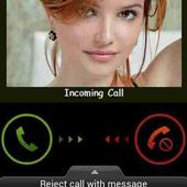 Fake Incoming Call Joke icon