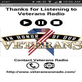 Veterans World Wide Radio icon