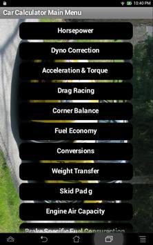 Car Calculator poster