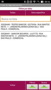 Sancor Seguros Auto apk screenshot