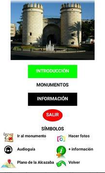 Audioguía Ciudad de Badajoz poster