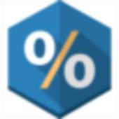 Porcentajes Ya icon