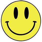 Smiley Face Basketball icon
