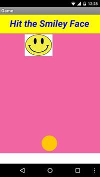 Smiley Face Basketball apk screenshot