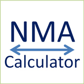 National Map Accuracy Calc icon