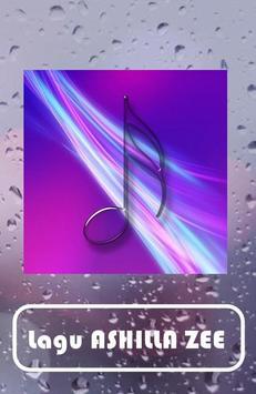 Lagu ASHILLA ZEE apk screenshot