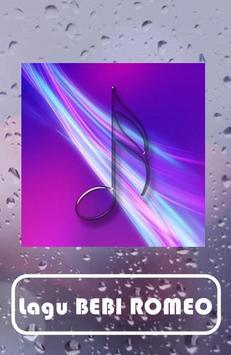 Lagu BEBI ROMEO screenshot 1