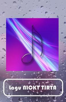 Lagu NICKY TIRTA apk screenshot