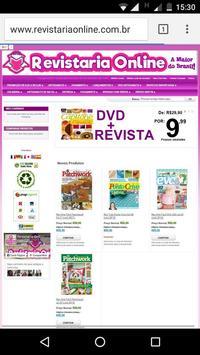 Revistaria Online poster