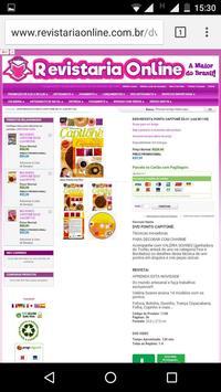 Revistaria Online apk screenshot