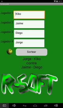 Sortea padel apk screenshot