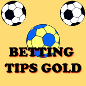 Betting tips gold icon